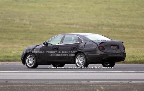 ¿Una berlina de lujo aún más grande que el Hyundai Genesis?