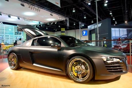 Super Audi R8: 888 caballos por MTM
