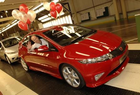 Honda Civic 1.000.000