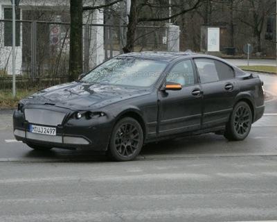 Recreación y nuevas fotos espías del próximo BMW Serie 5