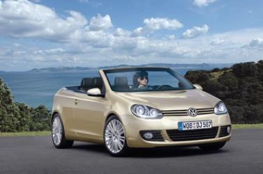 Volkswagen Golf VI, nuevas recreaciones del nuevo compacto alemán