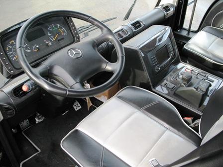 Unimog U500 Black Edition