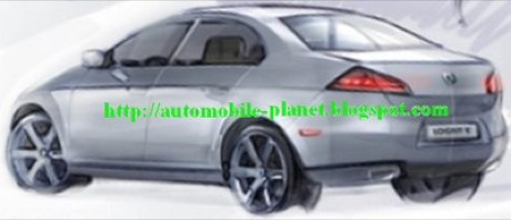 Dacia Logan 2: un diseño amateur
