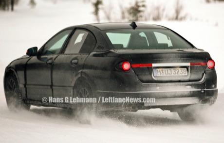 Más fotos espía del nuevo BMW Serie 5