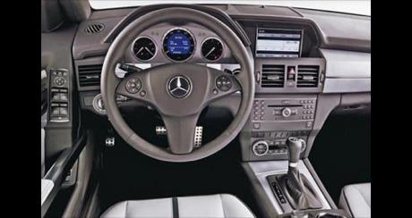 Mercedes GLK de producción: supuestas imágenes oficiales del catálogo