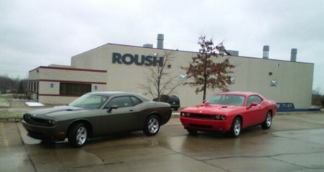 Dodge Challenger ROUSH