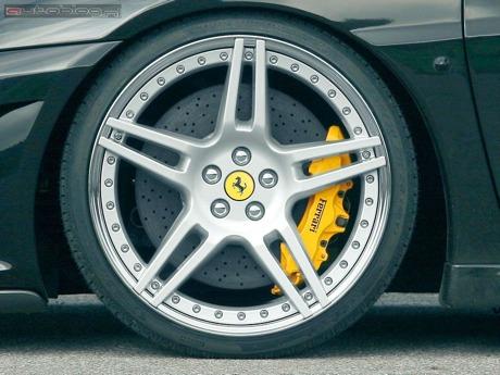 Ferrari F430 Spider Bi-Compresor