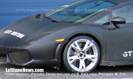Lamborghini Gallardo LP550