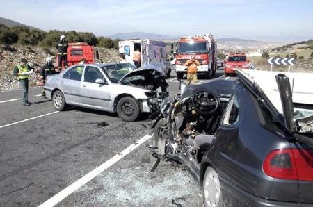 Accidente Soria