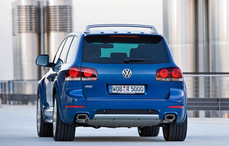 El Volkswagen Touareg R50 sale a la venta