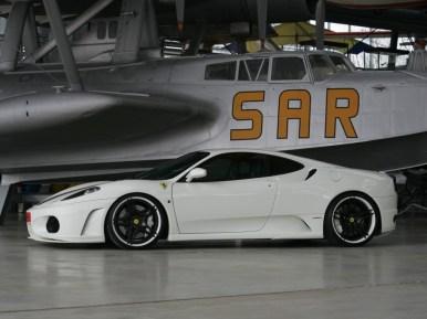 Ferrari F430 Race por Novitec Rosso