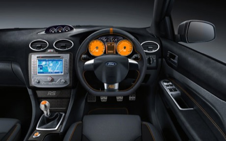 Ford Focus RS, prototipo final para verano