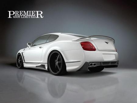Bentley Continental GT por Premier4509