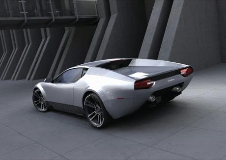 El De Tomaso Pantera podría volver... con una h intercalada