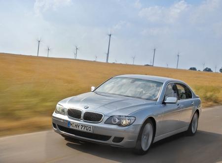 BMW Serie 7 Hydrogen