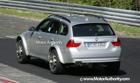 BMW X3, fotos espía