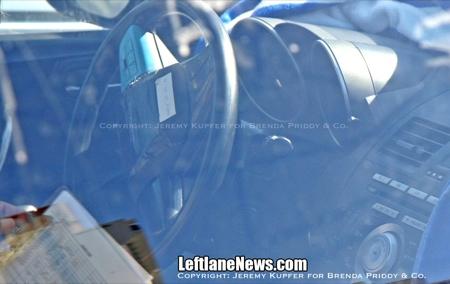Mazda3 Sedán 2010, fotos espía
