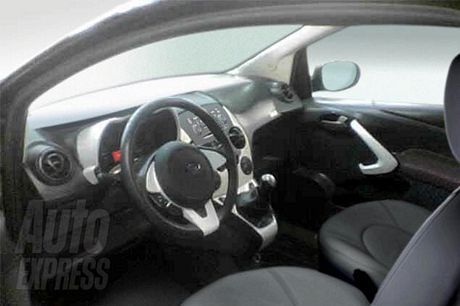 Filtradas las fotos del nuevo Ford Ka