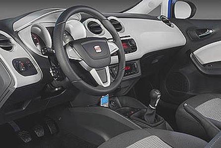Nuevas imágenes del SEAT Ibiza SportCoupe