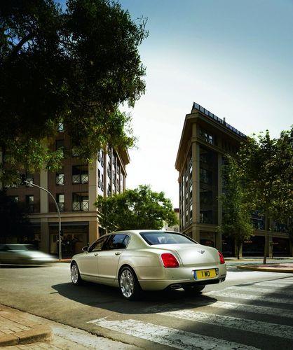 Bentley presenta el Flying Spur 2009 y el Flying Spur Speed