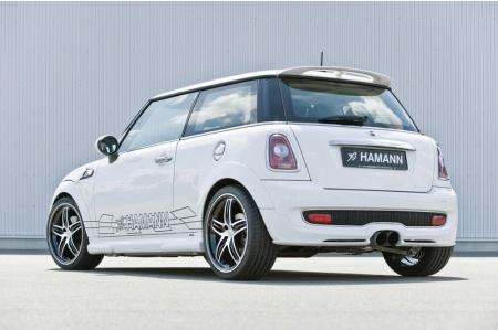 Mini Cooper por Hamann