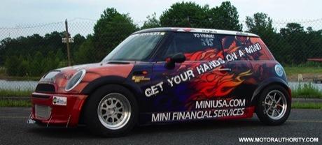 Mini Cooper S ABF: el utilitario inglés más rápido del mundo