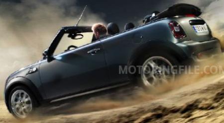 MINI Cooper Cabrio 2009, primeras imágenes filtradas