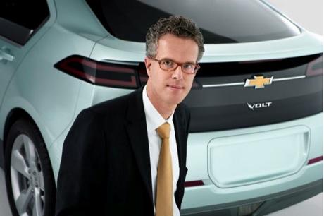 Al descubierto: Chevrolet Volt de producción