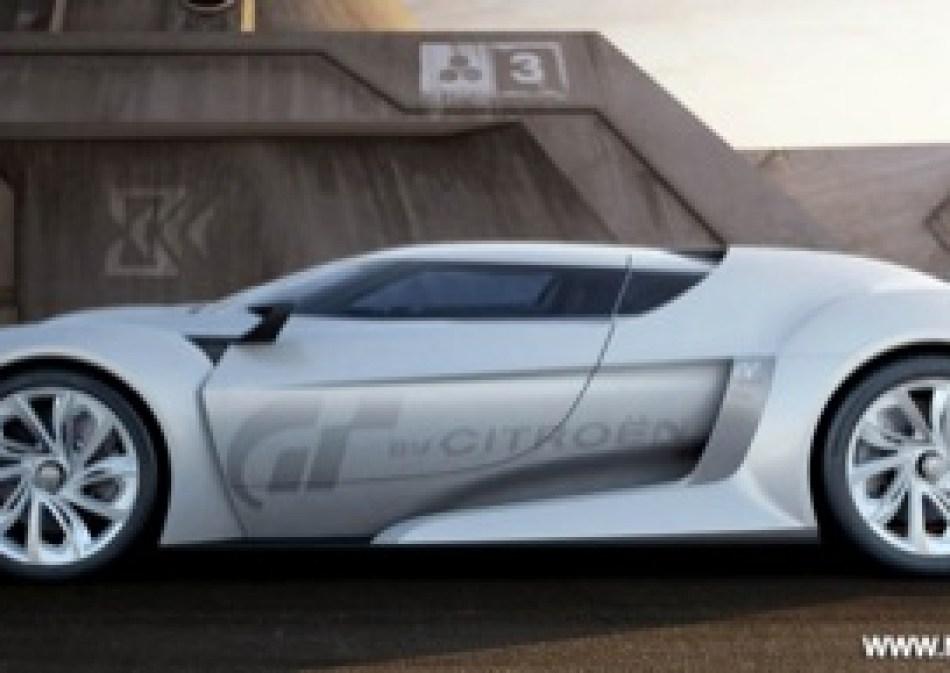 Citroën GT, totalmente desvelado