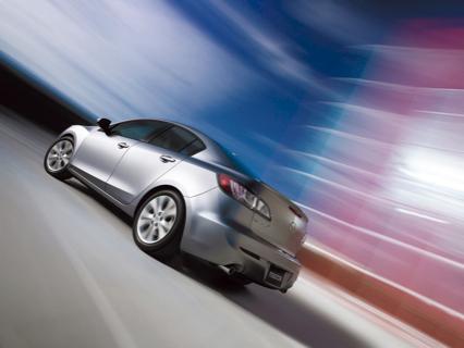 Primeras imágenes del nuevo Mazda3