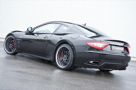 Hamman Maserati GranTurismo