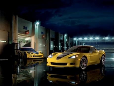 Corvette GT1 Championship Edition