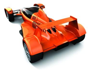Caparo presenta oficialmente su nuevo T1 Race Extreme