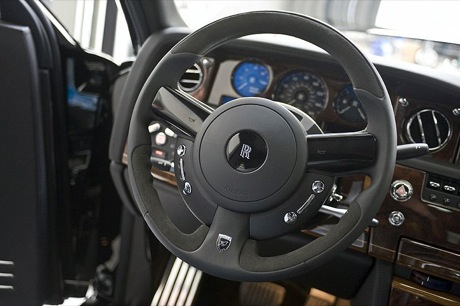 Hamman Rolls Royce Phantom