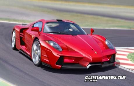 Ferrari Enzo II