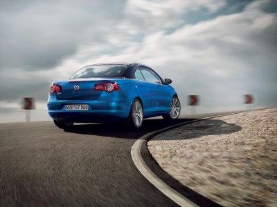 Nueva edición especial del Volkswagen Eos GT Sport
