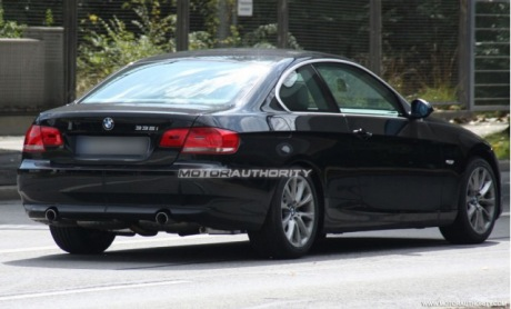 BMW Serie 3 coupé