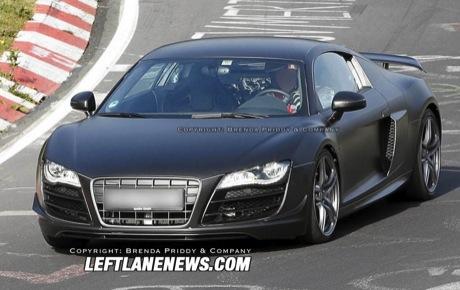 Audi R8 Clubsport
