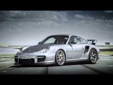 Porsche 911 GT2 RS Trailer