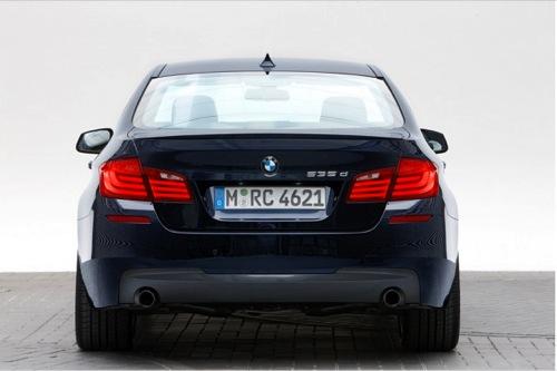 BMW Serie 5 Pack M