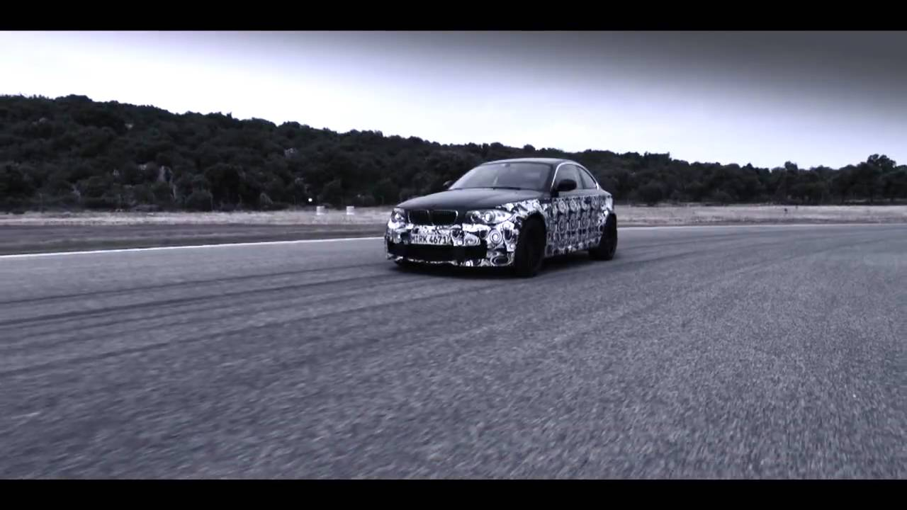 BMW 1 Series M Coupé. Step 1.
