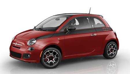 """Fiat 500 """"Prima Edizione"""""""