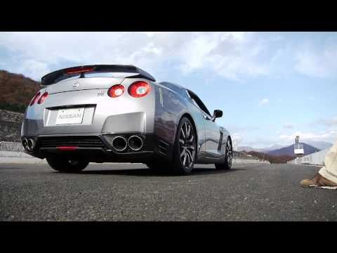 【MY11(2012@USA) GT−R Part2】0-100km/h time 3.xxx!!!【The fastest news!!】
