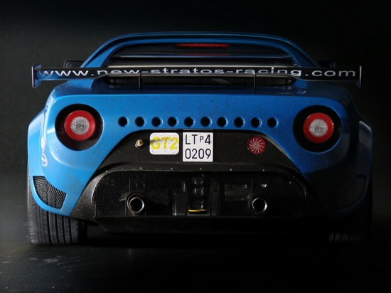 Lancia Stratos tendrá su versión GT2