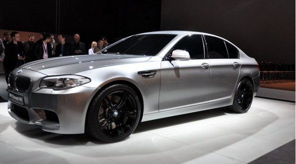 Imágenes del BMW M5