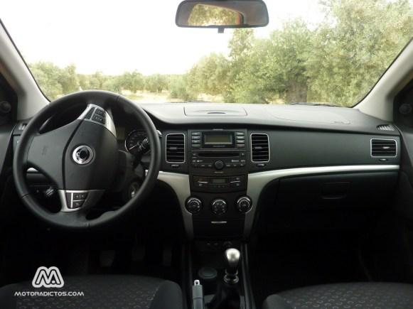 Ssangyong Korando D20T 2WD Premium de 175 caballos (parte 2)