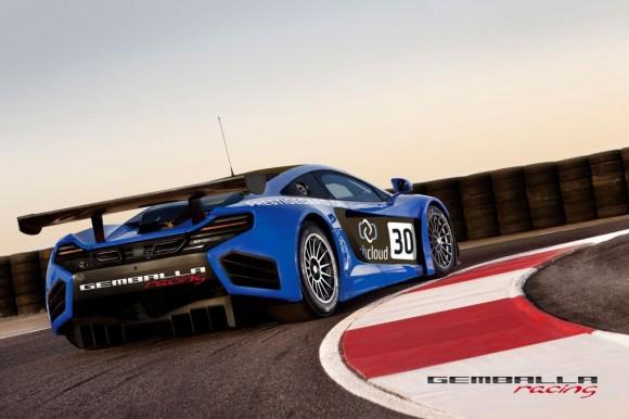 Gemballa se interesa en el McLaren MP4-12C GT3