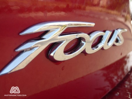 Prueba Ford Focus Titanium 1.6 TDCi 115 caballos (parte 2)