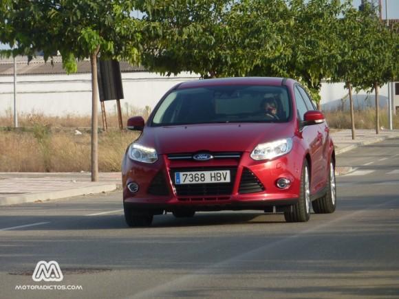 Prueba Ford Focus Titanium 1.6 TDCi 115 caballos (parte 1)