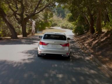 Se presenta la nueva generación del Lexus GS